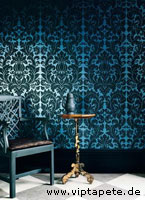 englische Tapete - Tapeten Design Muster 24 Zoffany